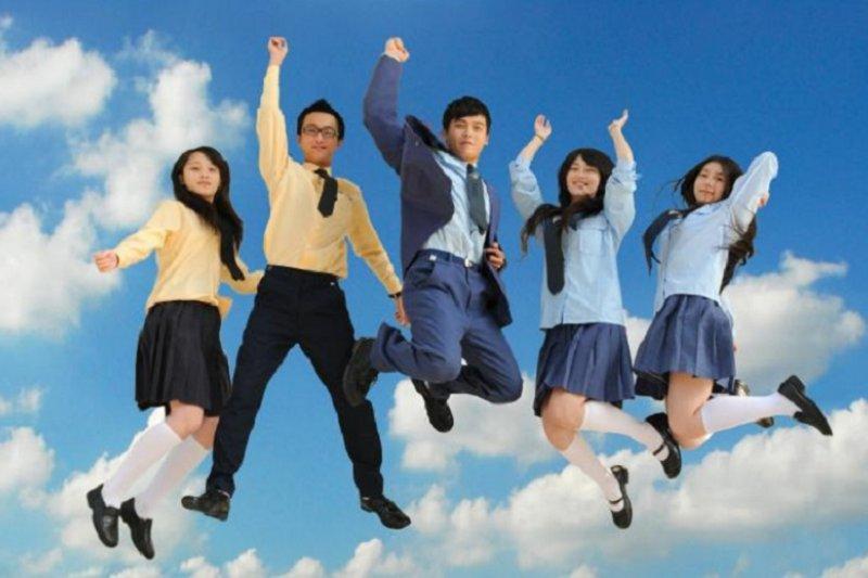 桃園今年四成高中生選擇就讀私立學校。(圖為振聲高中/取自桃園市高中職博覽會官網)