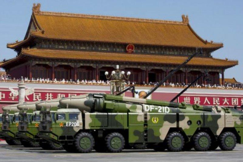 台灣關注大陸軍方因應台灣民進黨執政後所做的一些調整動作。(BBC中文網)