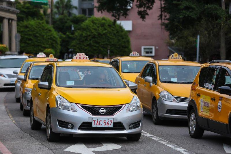 20161021-上祚專題配圖-各種不同職業勞工-計程車。(顏麟宇攝)
