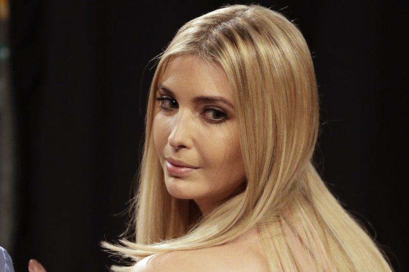 美國共和黨總統候選人川普的女兒伊凡卡・川普(Ivanka Trump)(AP)