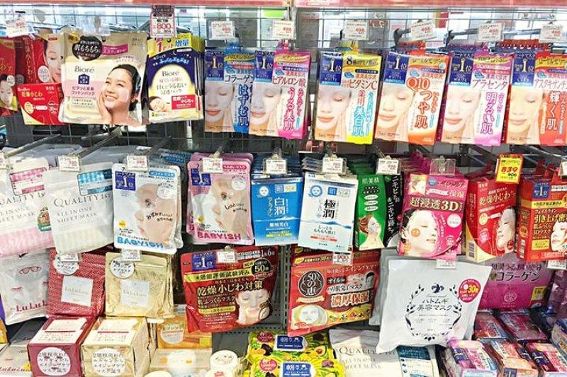 讓你面面俱到!好膚質不求人的平價面膜,日本藥妝店買得到!(圖/MATCHA)