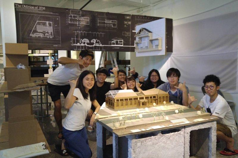 台日建築系師生跨國交流 提出新竹舊城再生新創見 .jpg(圖由新竹市政府提供)