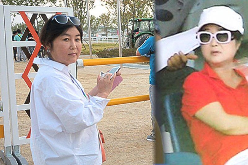 朴槿惠親信崔順實的違法亂紀,在南韓政壇引起風暴。(翻攝Youtube)