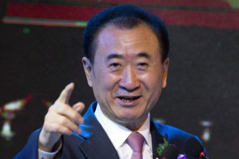 中國地產大亨王建林再度登上「富比世」富豪排行榜中國榜首。(BBC中文網)