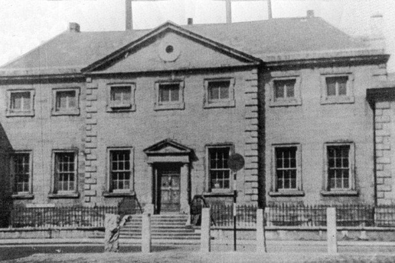 18世紀為了防治梅毒、淋病等性病,成立了「性病醫院」!(圖/wikimedia)