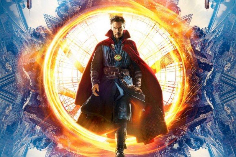 漫威全新英雄電影《奇異博士》是部充滿視覺特效及宗教色彩的作品!(圖/Doctor Strange@facebook)