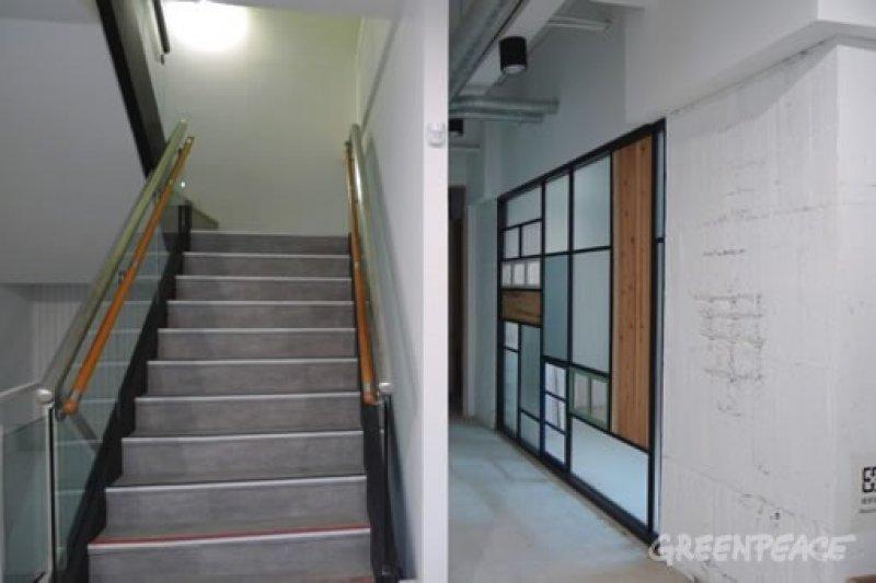 公寓住戶之間「噪音」的問題總是讓人相當困擾。(圖片由綠色和平提供)