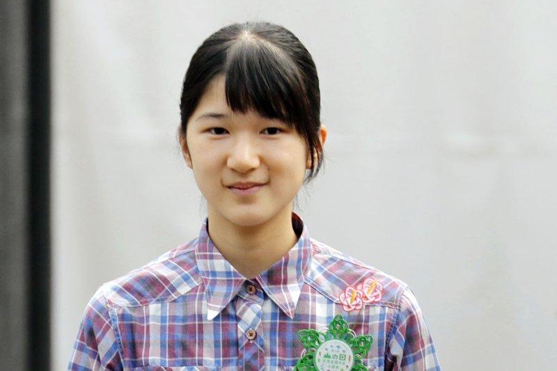 日本公主愛子也曾經是校園霸凌的受害者(AP)