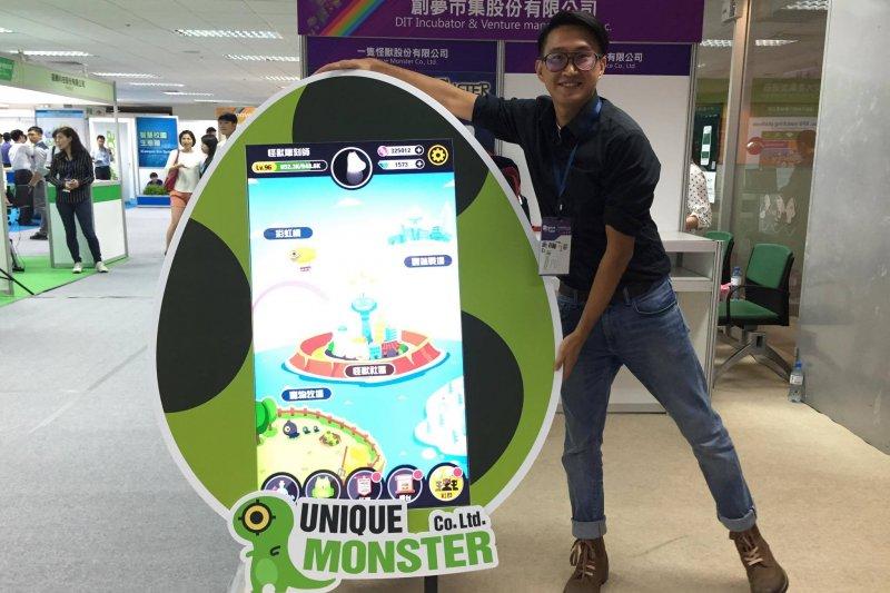 綽號老皮的怪獸社區創辦人許中彥,一路以來堅持至今,累積了近45萬的忠實玩家。