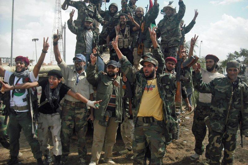 利比亞內戰(Magharebia@Wikipedia / CC BY 2.0)
