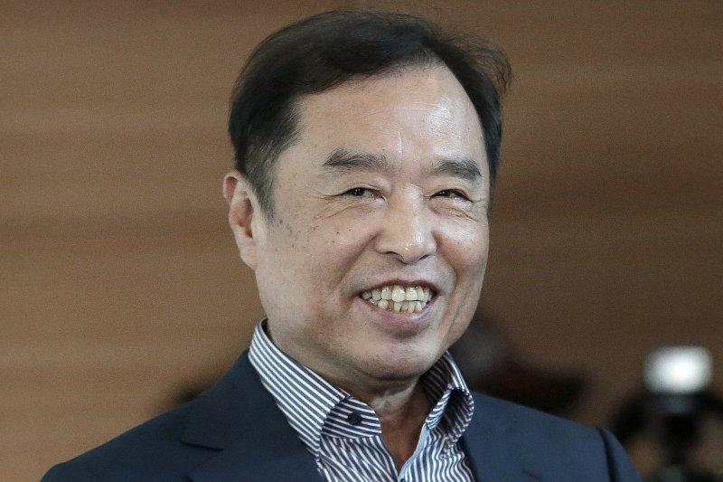 朴槿惠提名的國務總理人選:盧武鉉政府副總理金秉准。(美聯社)