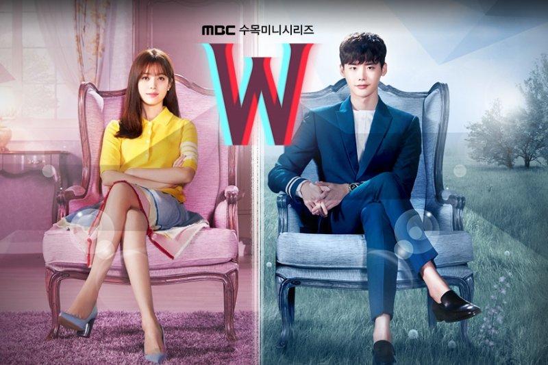 W兩個世界是部充滿奇幻且浪漫的電視劇。(擷取自MBC官網)