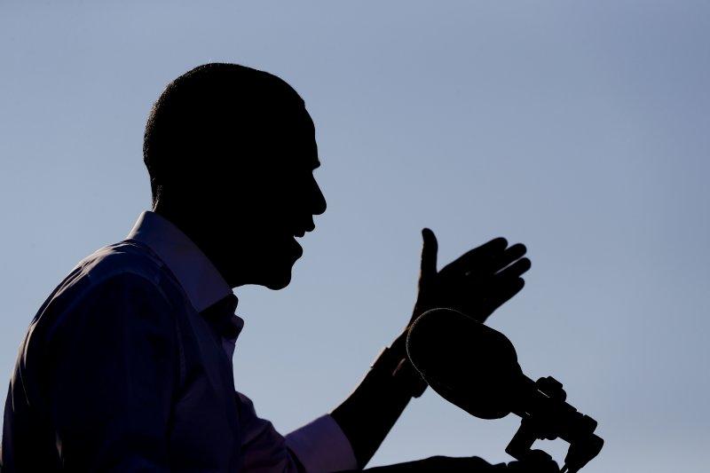 歐巴馬前往北卡羅來納州幫希拉蕊拉票(AP)