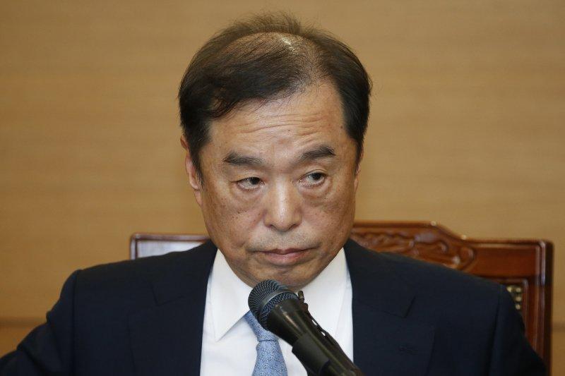 朴槿惠提名金秉准為新任國務總理。(美聯社)