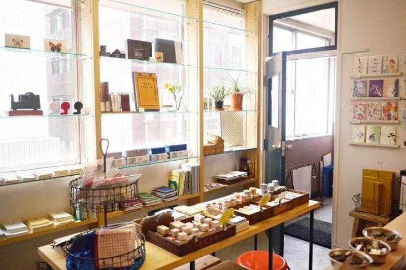 東京這5家超質感文具店,文青必去!(圖/MATCHA提供)