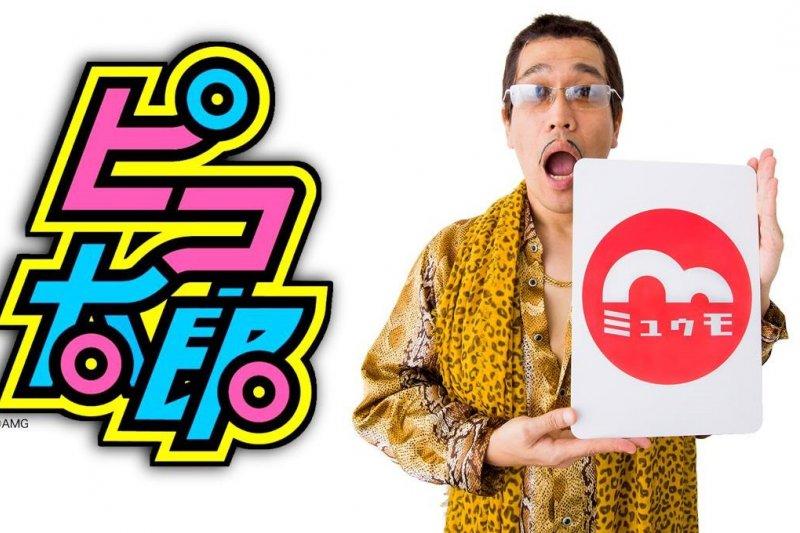 PIKO太郎12月將推出專輯(圖/ピコ太郎 - PIKOTARO@facebook)