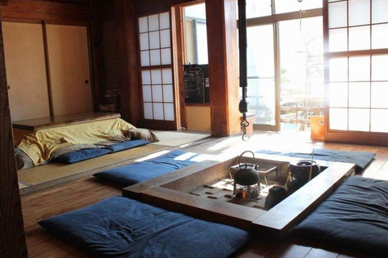 最有日本味的傳統地爐,你體驗過嗎?(圖/MATCHA提供)