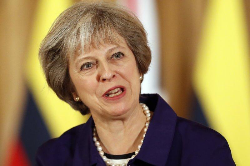 英國高等法院裁定,政府在正式啟動「脫歐」程序前需經國會批准,首相梅伊(Theresa May)表明將會 上訴(AP)