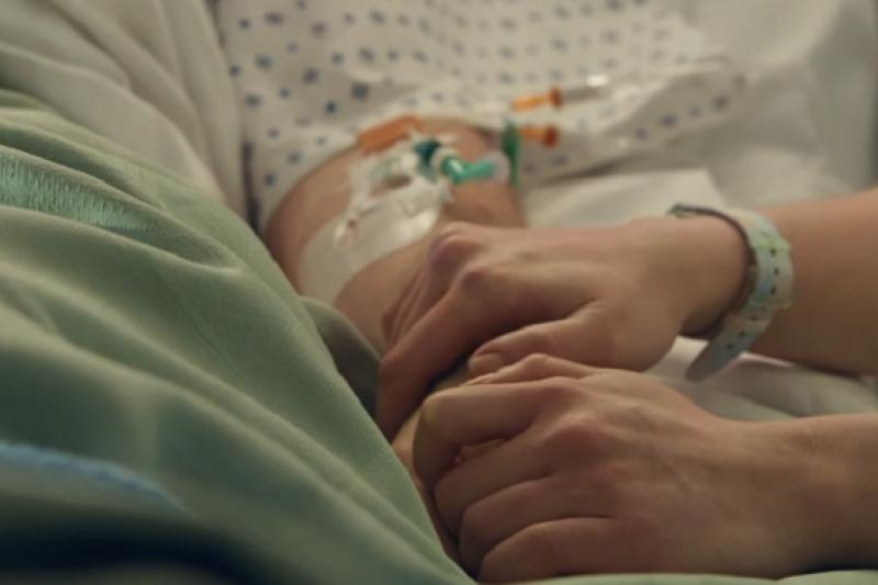 安寧緩和醫療主要目的是改善病人的生活品質。(翻攝自YouTube)
