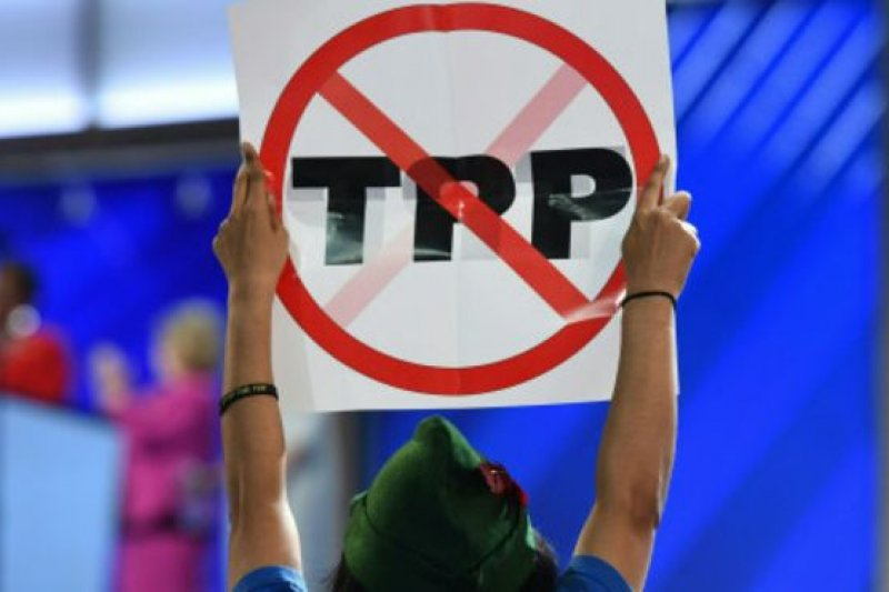 美國歐巴馬政府警告,國會若不盡快通過TPP,將讓數百萬美國人民失業(BBC中文網)