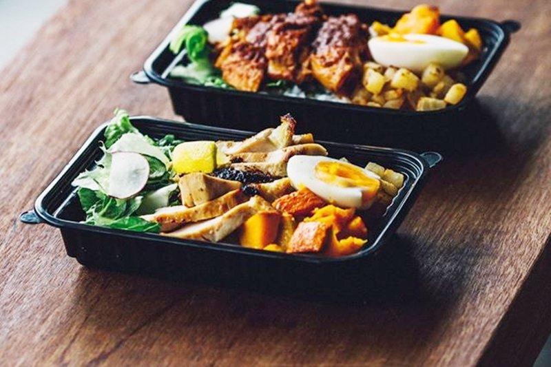 這幾家台北外送餐盒,是讓人安心的美味!(圖/Soupstar The Kitchen-星高湯廚房@Facebook)