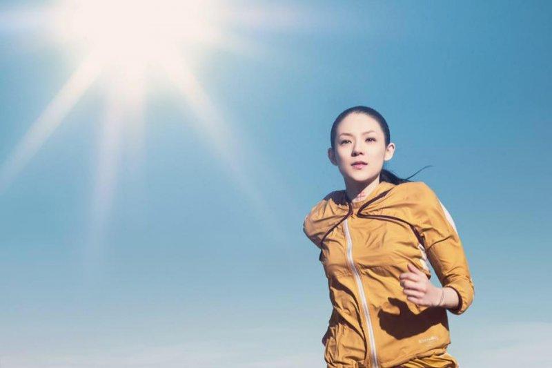 馬拉松的長度為何會訂為42.195公里?(圖/GinOy 歐陽靖(Official)@facebook)