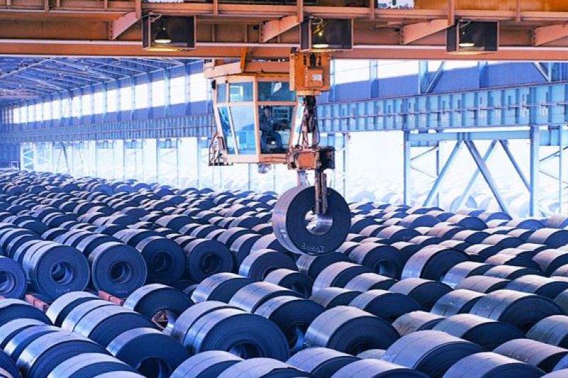 美國商業部認定台灣等9國有傾銷行為,對中鋼課徵28%反傾銷稅。(取自中鋼網頁)