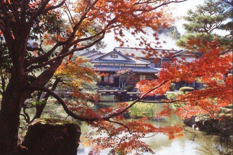 日本有不少傳統日式旅館地處秘境,座擁自然美景層層環繞,你造訪過幾間?(圖/ZEKKEI Japan提供)