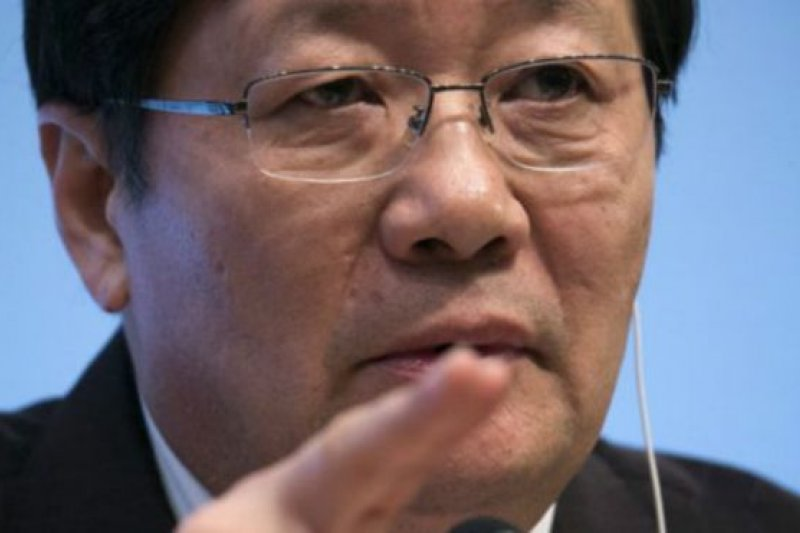 樓繼偉是國際金融界所熟悉的人物。(取自BBC中文網)