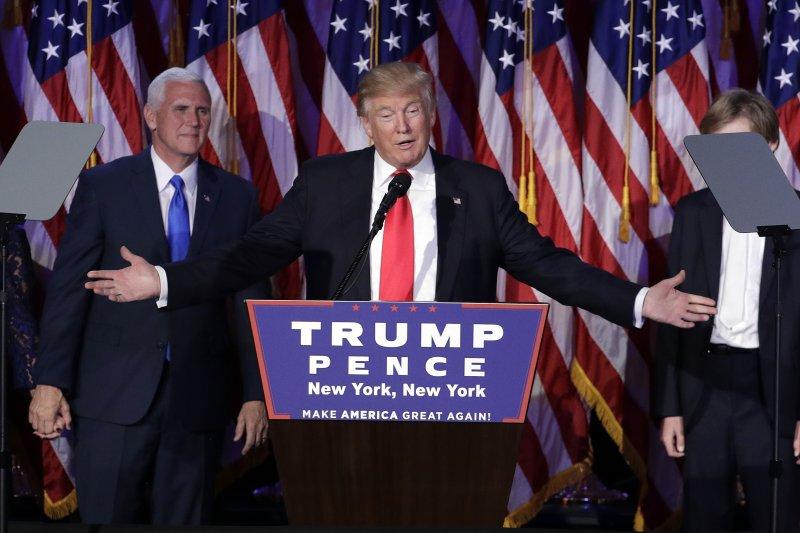 美國激情的總統大選落幕,台灣卻有如等著判決的犯人,只能坐等美國新總統的美中台政策成形。(美聯社)