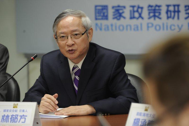 「徵兵制回不去了!」林郁方:沒有政黨敢得罪選民-風傳媒