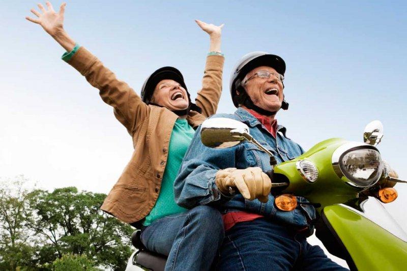 想從容不迫退休,不僅要準備得早,也要準備得好。(圖/擷取自utc)