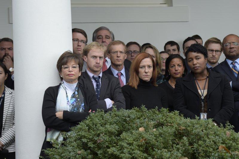 川普當選總統,白宮人員仍難以置信(美聯社)