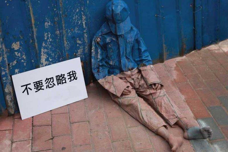 「弱勢」只是社會上資源較為缺乏的一群,而不是「弱者」。(圖/擷取自台灣wiki)