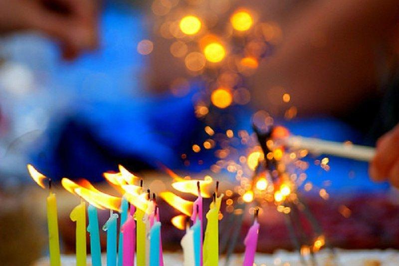 女兒的生日,只能給予遙遠的祝福。