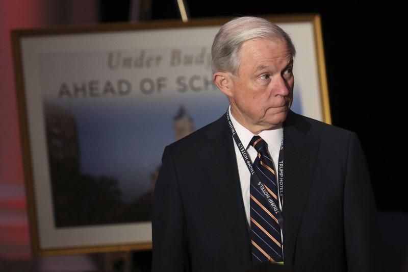 阿拉巴馬州參議員賽辛斯(Jeff Sessions)(AP)