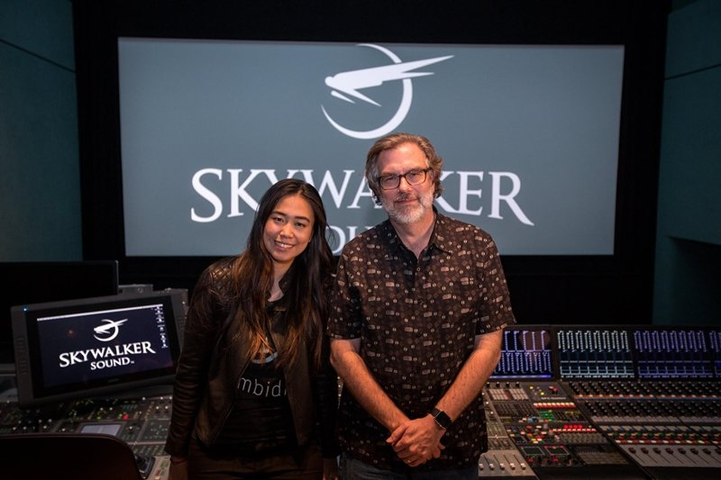 吳采頤的Ambidio正在與許多電影、音樂公司合作,希望能讓大眾有更好的聽覺體驗!(圖/取自Ambidio粉絲專頁)