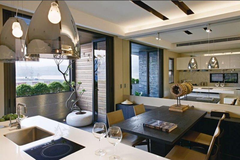 老公寓改造成美景小豪宅。(圖/風和出版提供)