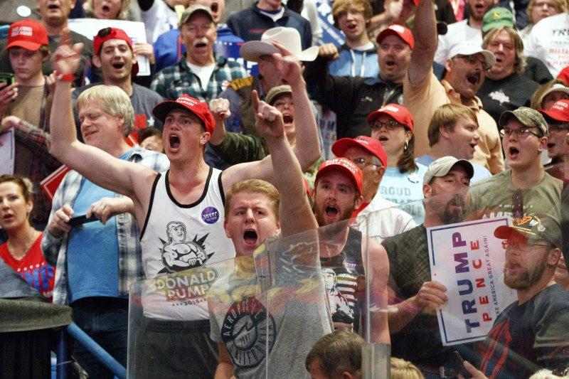 美國總統當選人川普的支持者對他充滿期望(AP)