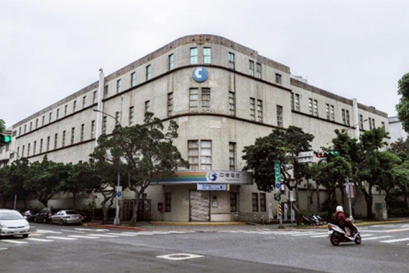 總督府電話交換局依現在的地址來看,就是博愛路68-72的中華電信博愛服務中心...(圖/作者提供)