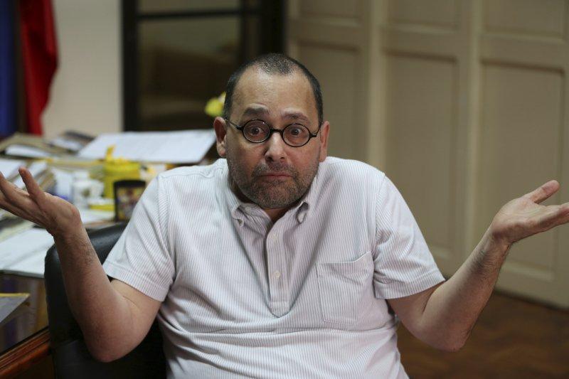 菲律賓人權委員會負責人蓋斯肯(Martin Gascon)(AP)