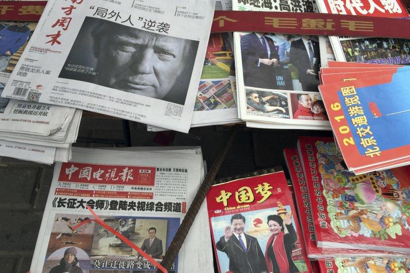 BBC分析認為,美國準總統川普會改變原先的競選承諾(美聯社)