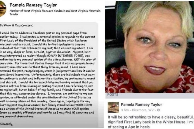 泰勒(Pamela Ramsey Taylor)(取自Pamela Ramsey Taylor臉書)