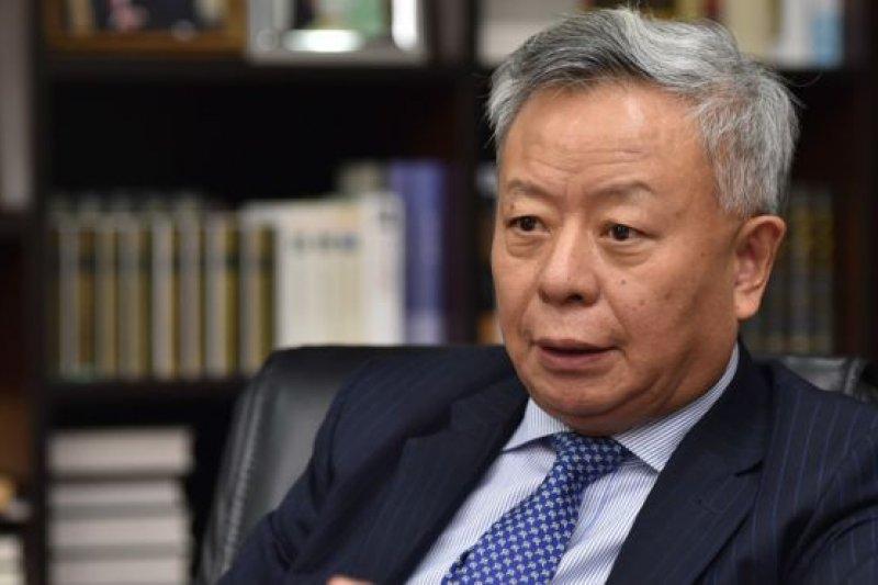 金立群曾表示亞投行不是中國的工具。(BBC中文網)