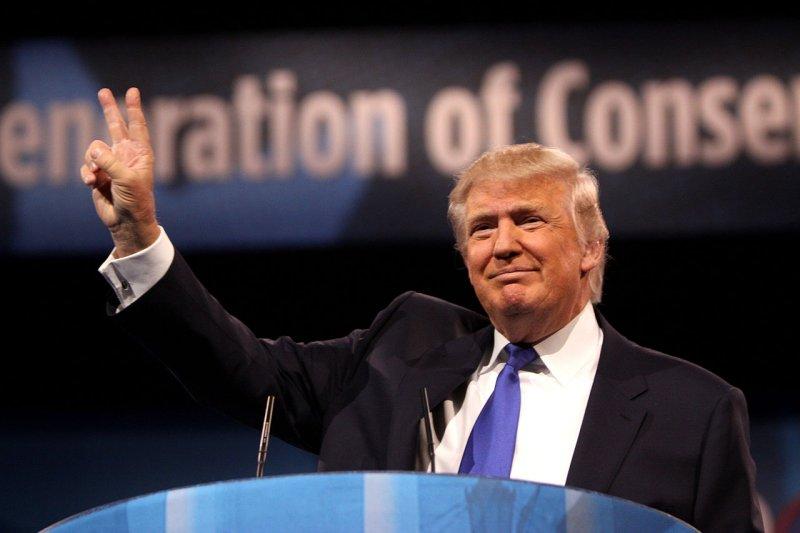 川普當選美國總統,貿易保護主義將可能蔓延,因此新南向定點築巢更顯重要。(圖/Gage Skidmore@wikimedia)