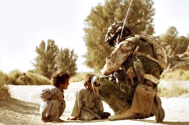 他曾認為攻打阿富汗是「我做過最有意義的工作」,但10年後,想法完全不同了...(圖/世界公視大展精選提供)