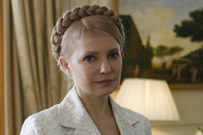 有「天然氣公主」稱號的烏克蘭前總理季莫申科(Yulia Tymoshenko)(AP)