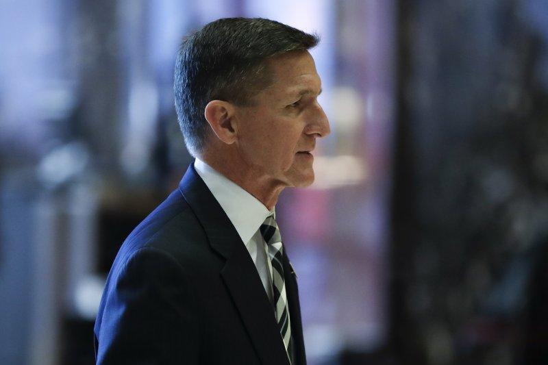 美軍退役陸軍三星中將佛林(Michael Flynn)可望出任川普新政府的白宮國家安全顧問。(AP)