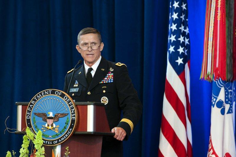 美軍退役陸軍三星中將佛林(Michael Flynn)可望出任川普新政府的白宮國家安全顧問。(Wikipedia / Public Domain)