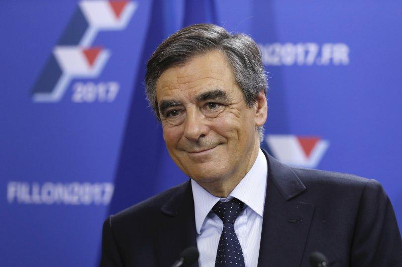 法國前總理費雍在共和黨初選首輪投票勝出(美聯社)